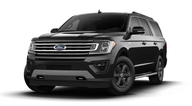 New 2019 Ford Expedition Max XLT SUV in Christiansburg, VA